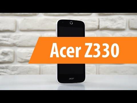 Распаковка Acer Z330 / Unboxing Acer Z330