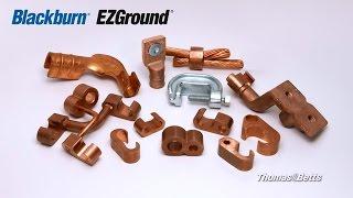 Blackburn® EZ Ground Compression Connector System