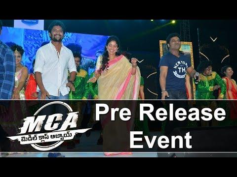 MCA Movie Pre Release Event Highlights