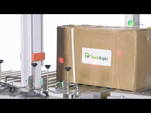 Packright Online Strapping Machine
