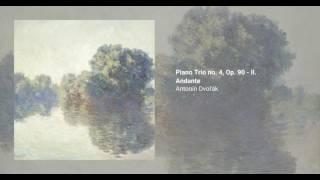Piano Trio no. 4, Op. 90