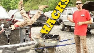 11 Salvage Yard Tips and Tricks