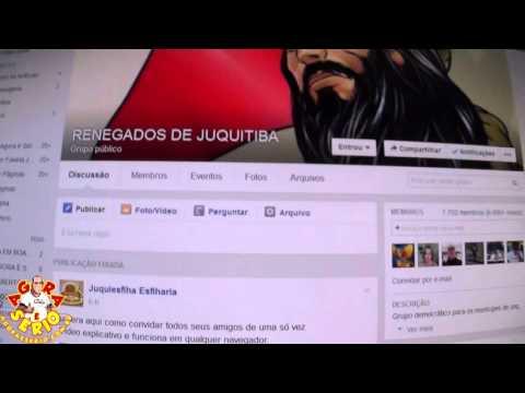 Renegados de Juquitiba no Facebook