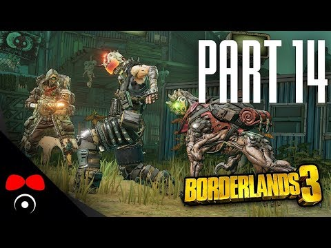 BAR U DVOU VOPIC! | Borderlands 3 #14