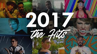 HITS OF 2017 | Year - End Mashup [+150 Songs] (T10MO)