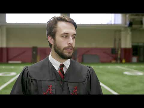 The University of Alabama: Winter Commencement (2017)