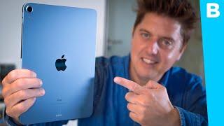 Eerste indruk: de nieuwe iPad Air