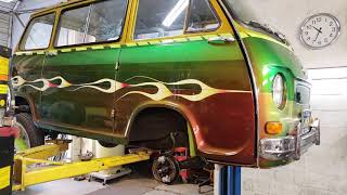 Almost everything you need to know about Subaru 360 Van front brakes
