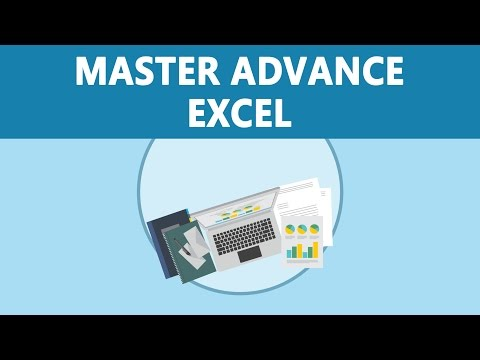 Master Microsoft 2016 Tutorial | Learn Advanced Excel Course - Introduction