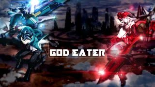 『GOD EATER』ANIME ORIGINAL SOUNDTRACK 2016 RELEASE オリジナルサウンドトラック