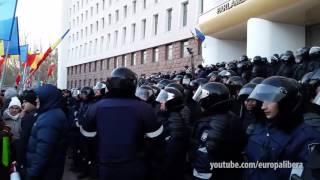 Переворот в Молдове. Хроника событий