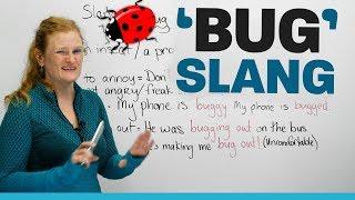 SLANGwords using