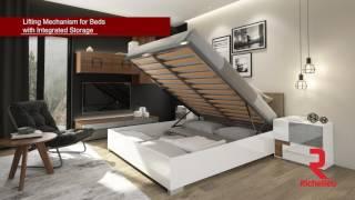 Floor Beds Mechanisms