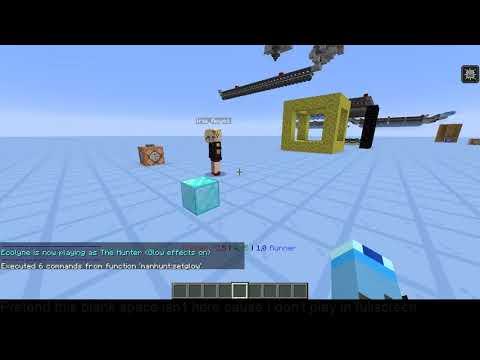 Manhunt Minecraft Data Pack