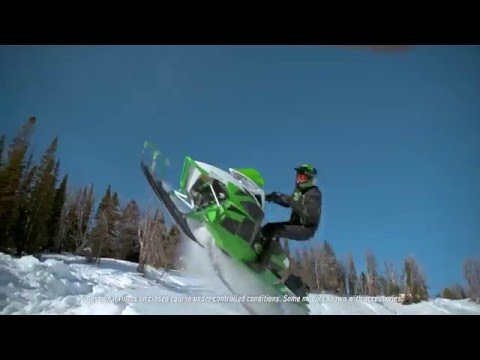 2017 Arctic Cat M 8000 Limited 162 ES in Yankton, South Dakota