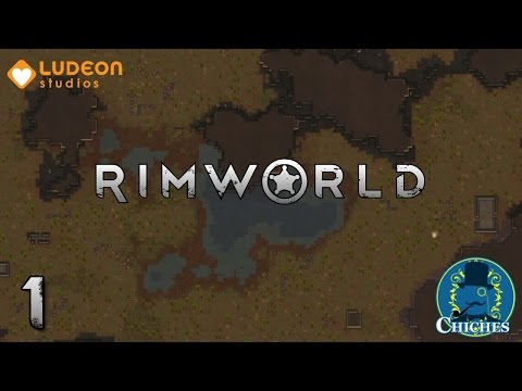 Gameplay de RimWorld