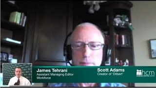 Scott Adams Interview: Decisions, Disappointments & Dilbert