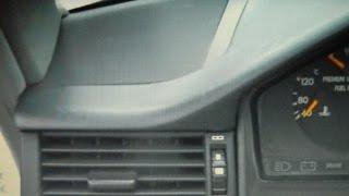 Front Dash Speaker Removal Mercedes Benz E Class