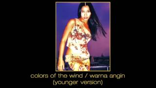 Anggun - OST Pocahontas - Warna Angin (Younger Version)