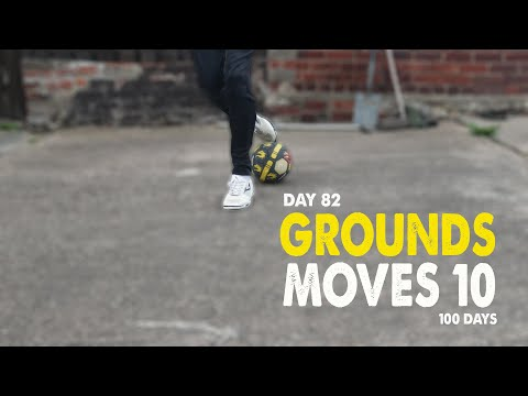 GROUNDMOVES COMBO 10 | 100 DAYS | Day 82