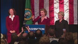 Gregoire vs. Rossi: the tightest gubernatorial election in Washington State history
