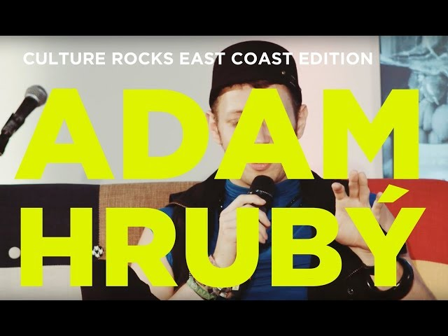 CULTURE ROCKS TALKS: Adam Hrubý / hruby.guru