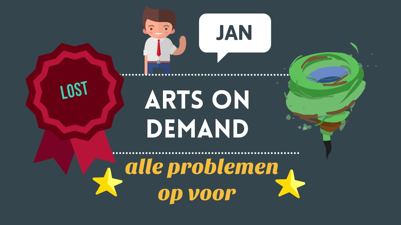 Arts on demand