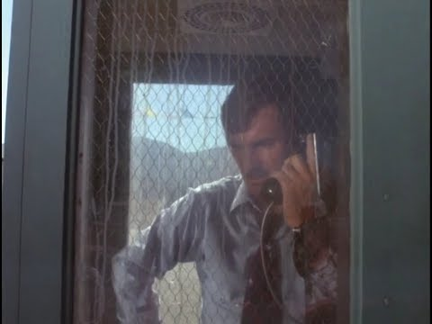 Phone Booth Scene from Steven Spielberg's