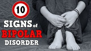 10 Signs of BIPOLAR Disorder: How To Tell if Someone is Bipolar!