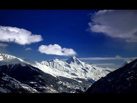 Winter im Val d'Hérens