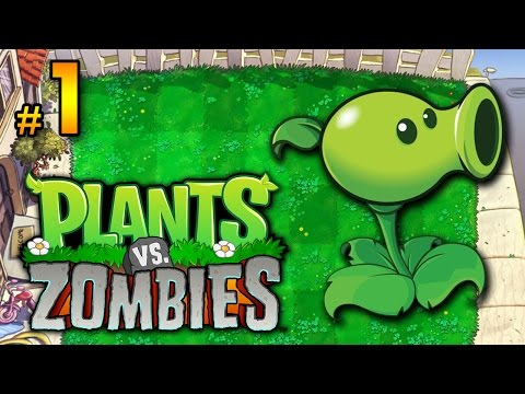 Gameplay de Plants vs. Zombies: Game of the Year Edition