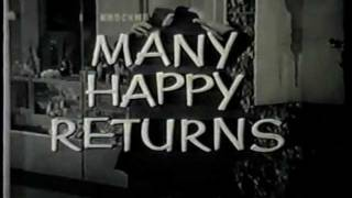 """Many Happy Returns"" opening credits"