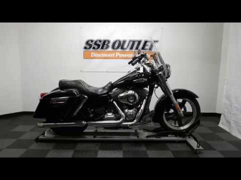 2014 Harley-Davidson Dyna® Switchback™ in Eden Prairie, Minnesota - Video 1