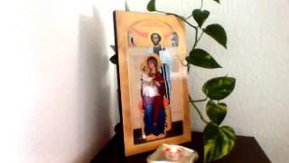 Jezus Maryja Józef