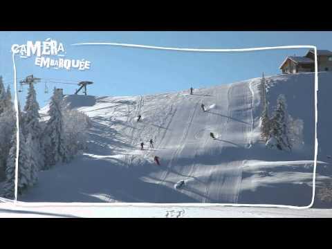 Métabief : 1re descente de ski alpin