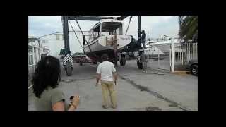 preview picture of video 'Como pez fuera del agua...'