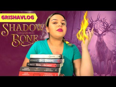 LENDO livros da série Shadow and Bone (nova série da Netflix que estreia em abril)