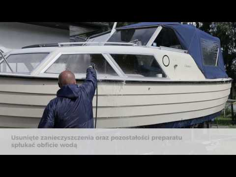 C2 jak umyć jacht