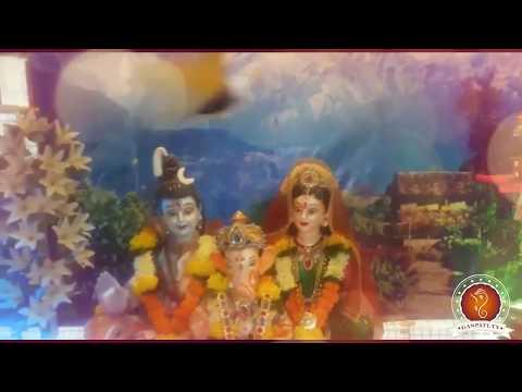 Raju Batham Home Ganpati Decoration Video