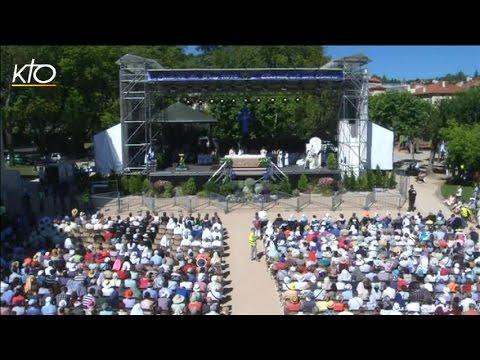 La messe de l'Assomption du Puy-en-Velay
