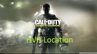 Call of Duty: Infinite Warfare - HVR Location Guide