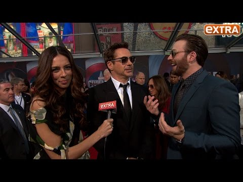 Robert Downey Jr. Calls Out Chris Evans for Forgetting His Birthday
