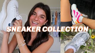 SNEAKER COLLECTION + STYLING   Converse, Adidas, New Balance & More