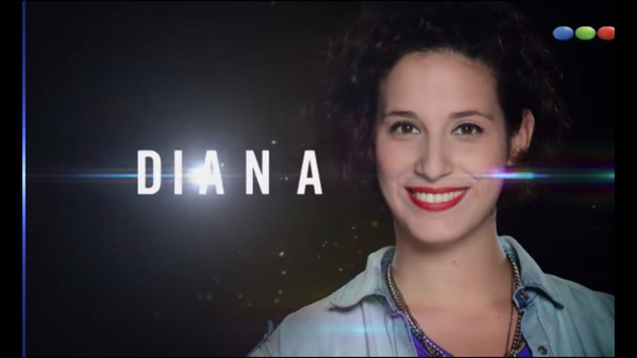 Exclusivo: Diana Amarilla – Elegidos #Elegidos