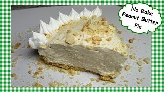 peanut butter pie using cream cheese and cool whip