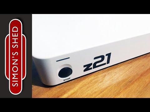 Roco z21 DCC model train controller review
