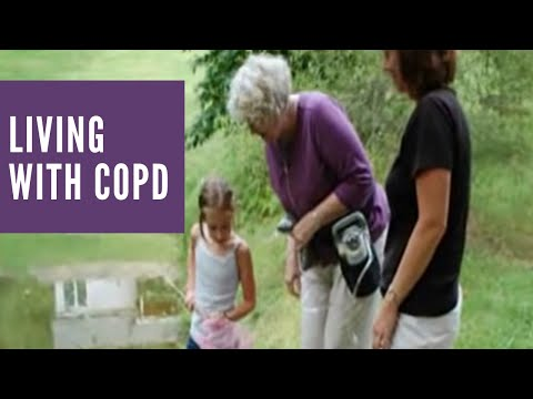 Image of Living With COPD video