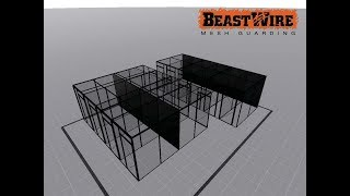 Creating BeastWire Lockers in BeastBuilder—Tutorial 2