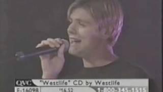 Westlife - Live - If I Let You Go
