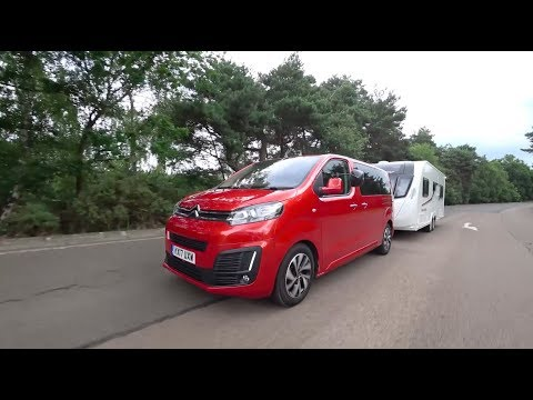 The Practical Caravan Citroën SpaceTourer review